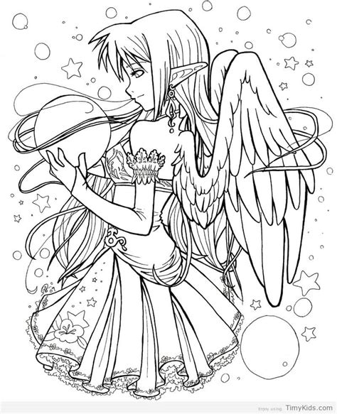 anime coloring page anime coloring pages timykids