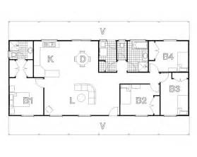 Floor Plans For Ranch Style Houses Duckmaloi Ranch 171 Australian House Plans