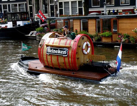 on a boat beer beer boat photograph by lainie wrightson