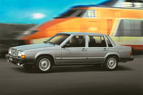 volvo corporate volvo 760 turns 30 the car that saved volvo car