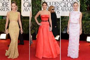 golden globes 2013 style the best dressed celebrities and