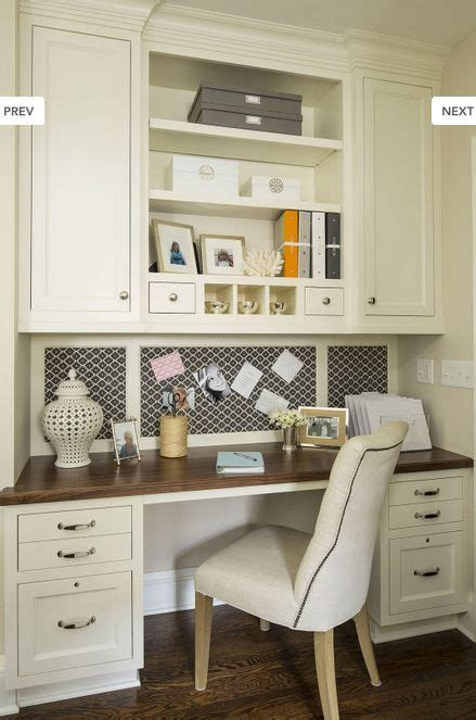 Kitchen Nook Desk Best 25 Built In Desk Ideas On Desk Nook