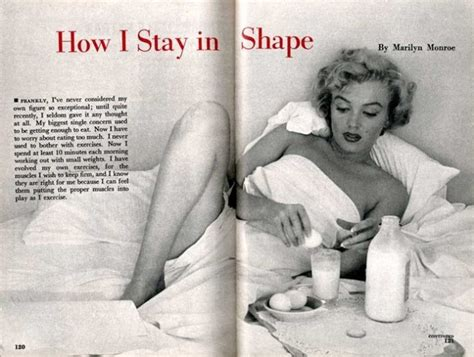 How Did Marylin Die Marilyn Is My Paleo Liveto110
