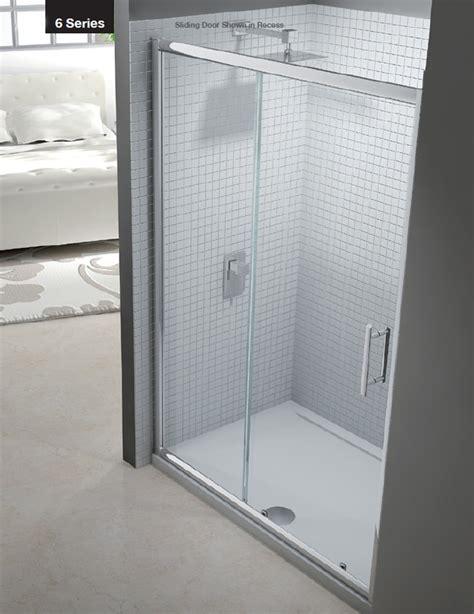 Merlyn 6 Series Sliding Shower Door 1000mm Merlin Shower Doors