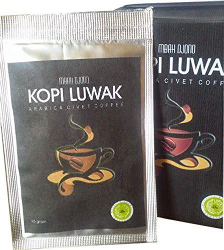 Kopi Luwak 10gr 100 kopi luwak mbah djono arabica civet coffee
