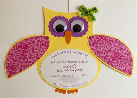 Handmade Birthday Invitation Cards - attractive handmade birthday invitation cards 74 for your