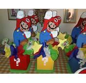 Centro De Mesa Infantil Mario Bross  Bs 850000 En