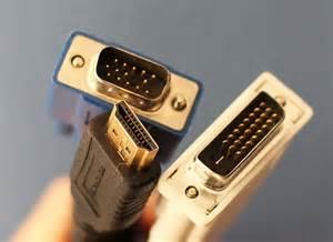 hdmi vs displayport vs dvi vs vga which connection to