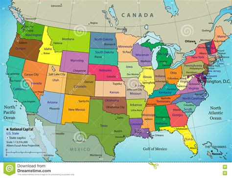 all states in usa map of all states in us thempfa org
