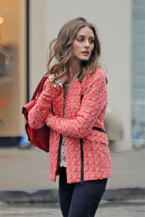 zip hair styl olivia palermo zip up jacket zip up jacket lookbook
