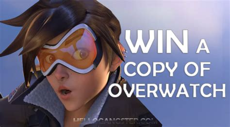 Overwatch Giveaway - giveaway overwatch origins edition