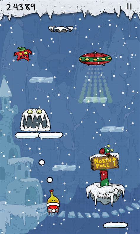 doodle jump rocket android doodle jump special android apps on play