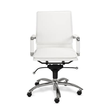 contemporary leather desk chairs armless leather desk chairs design ideas of model
