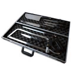 malette de 8 couteaux professionnels pour bouch achat
