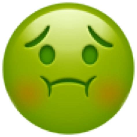 emoji sick emoji sick barf green ew abouttothrowup freetoedit