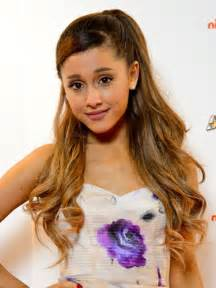 Download ariana grande s signature style celebrity hair ideas for