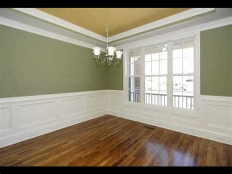 How To Design Wainscoting 2012 Custom Home Design Wainscoting Wall Treatments