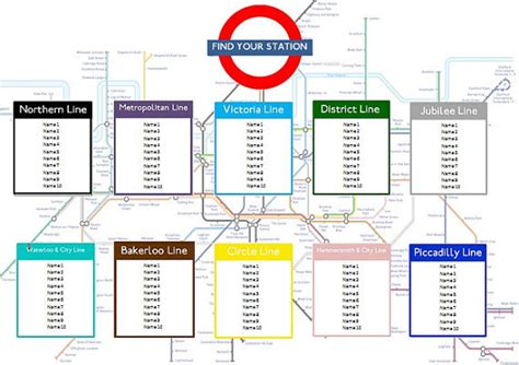 layout planning jobs london london underground wedding table plan