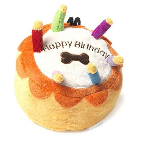candele chion house of paws birthday cake from 163 5 99 waitrose pet