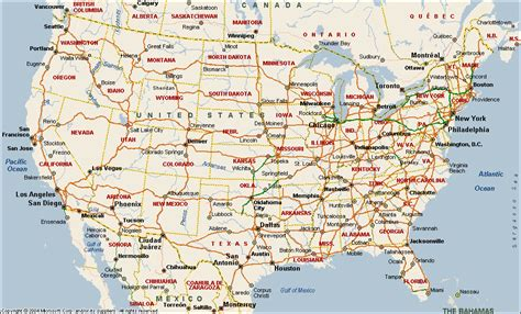 united states map with state names and rivers united states map