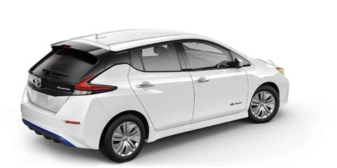 nissan leaf colors what colors does the redesigned 2018 nissan leaf come in