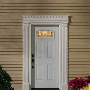 Front Door Surround Window Door Trim Variform By Ply Gem