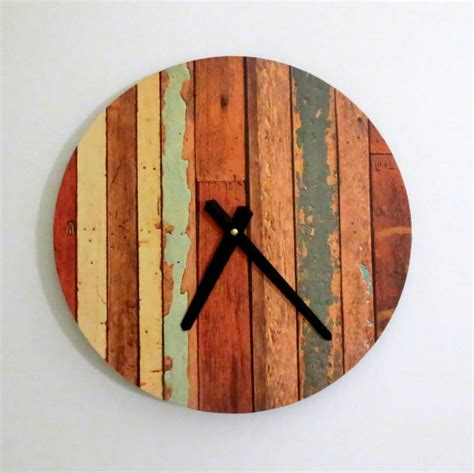 Handmade Wall Clocks - 20 stunning unique handmade wall clocks