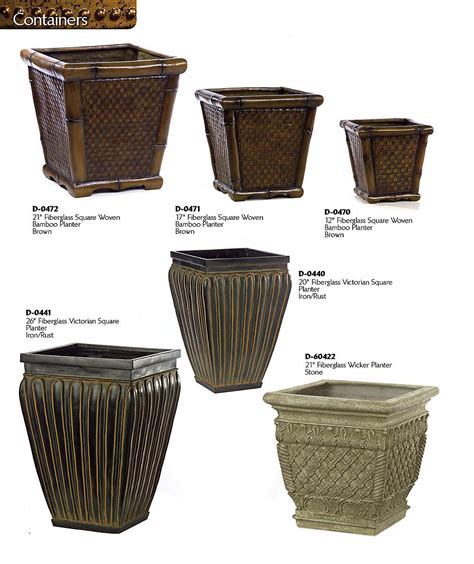 Urn Pots Planters by Decorative Planters And Urns