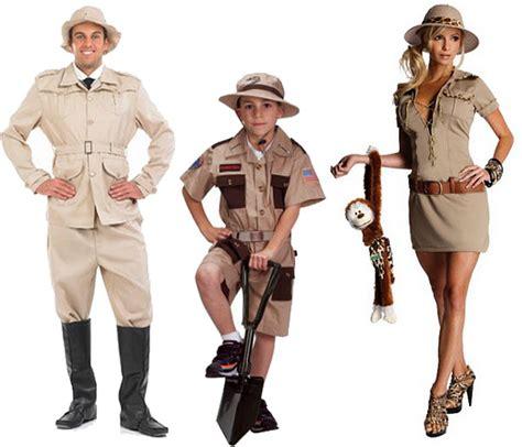 jungle themed clothing ideas halloween safari theme safari hunter halloween costumes
