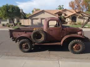 Dodge Power Wagon Wheels For Sale 1940s Dodge Wc Power Wagon For Sale Autos Post