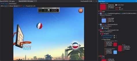 tutorial wave engine graphics debugging wave engine games in visual studio 2015
