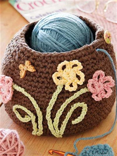 crochet pattern yarn bowl the crocheter s friend crochet pattern download from e
