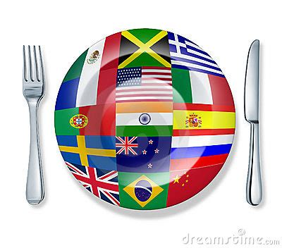 international cooking clipart