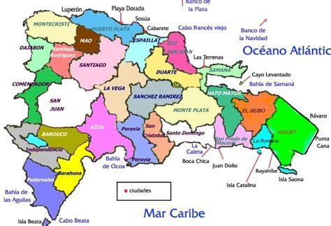 mapa de republica dominicana mapa do haiti e republica dominicana