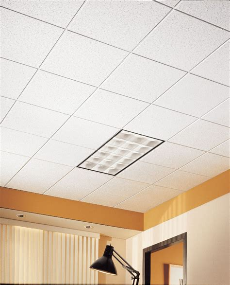 Residential Ceiling Panels Scored Contractor Series Textured Paintable 2 X 4 Panel