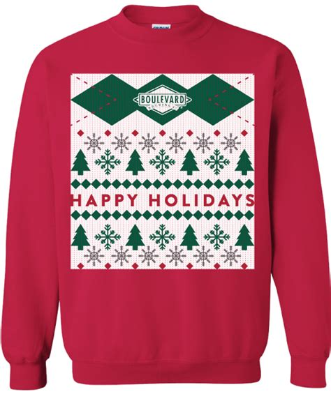 ugly sweaters at grandstand