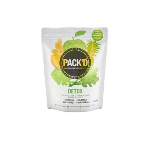Smoothie Detox Reviews by Review Pack D Detox Smoothie