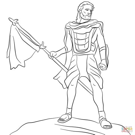 coloring pages angel moroni captain moroni coloring page free printable coloring pages