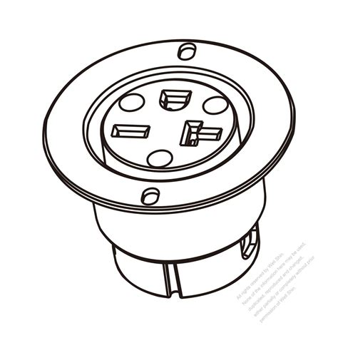 wiring a 20a 250v outlet wiring diagram manual
