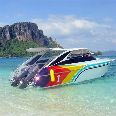 speed boat phuket to krabi private speed boat charter your krabi