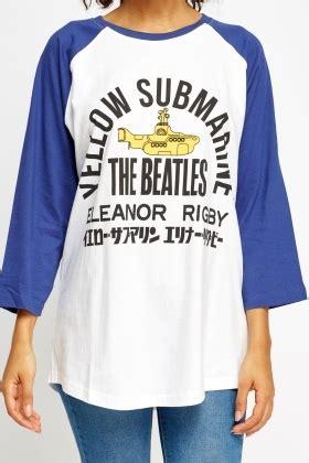 Tshirt The Beatles 5 beatles submarine t shirt just 163 5