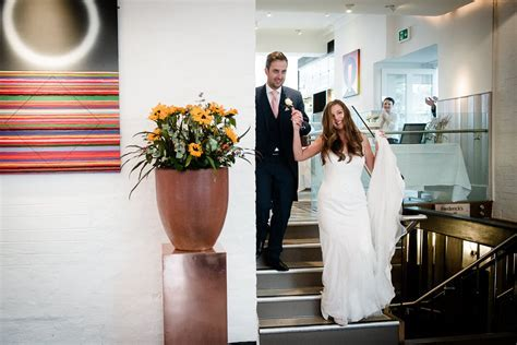 Wedding Photography Islington Town Hall and Fredericks