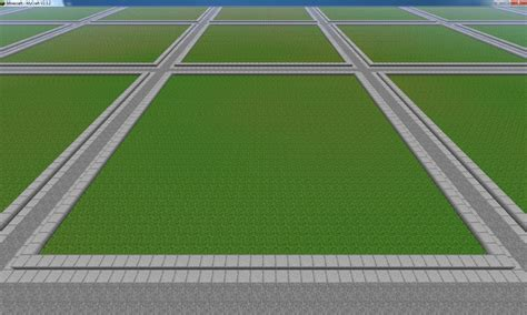 Minecraft Build Templates by 176 Plots Freebuild Server Template Customize It