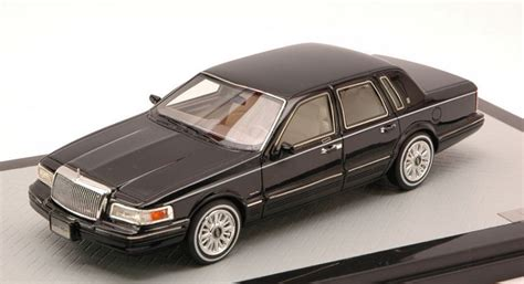 lincoln continental diecast model legacy motors