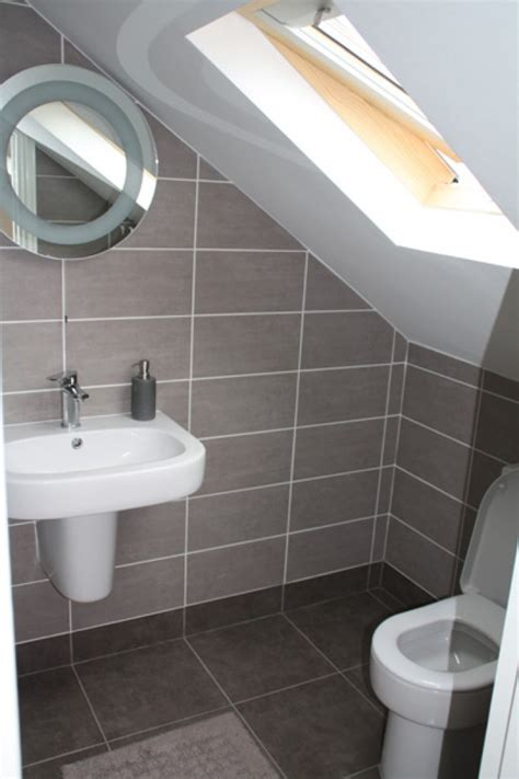 Ideas For Storage In Small Bathrooms by Loft En Suite Bristol Loft Conversions
