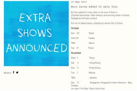 ed sheeran ke jakarta ed sheeran akan menggelar konser di indonesia 90 4