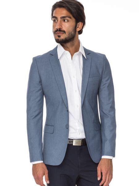 Blazer G2000 Buy G2000 Blue Rayon Blazer For Jackets Coats