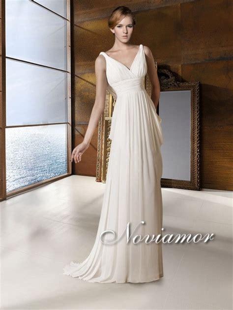 imagenes de vestidos de novia sencillos y elegantes vestidos novia sencillos elegantes para boda civil