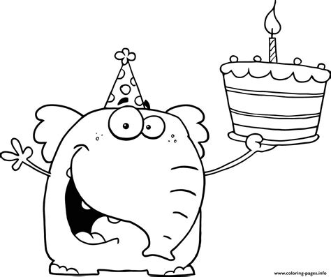 coloring book for printing happy birthday s for preschoolers3928 coloring pages printable