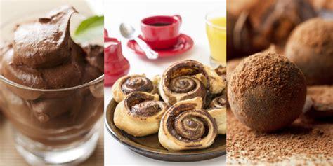 dolci facili e veloci da fare in casa ricette alla nutella facili e veloci roba da donne